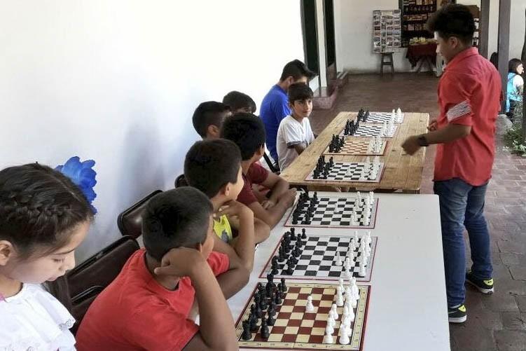 Presentan la VI edición del Torneo Internacional de Ajedrez educativo