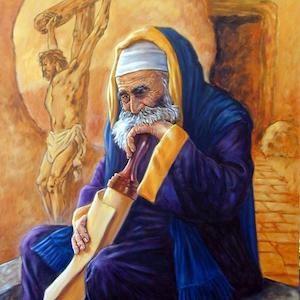 Personajes en los relatos de la Pasión del Señor: Nicodemo