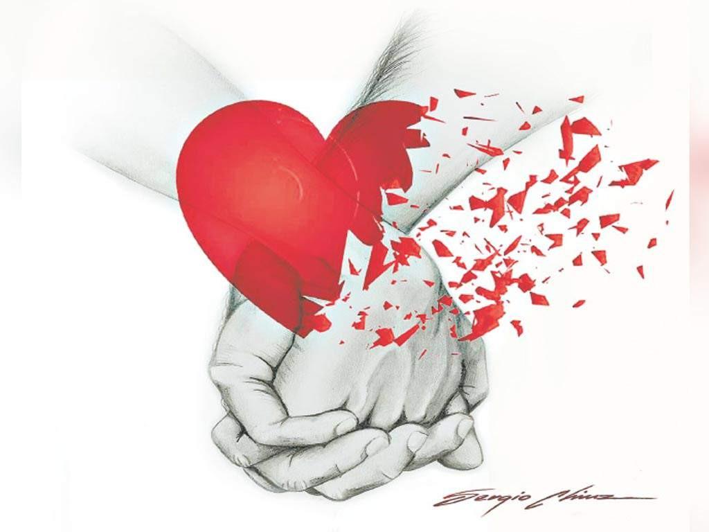 Todo cambia:El amor ya no es para toda la vida