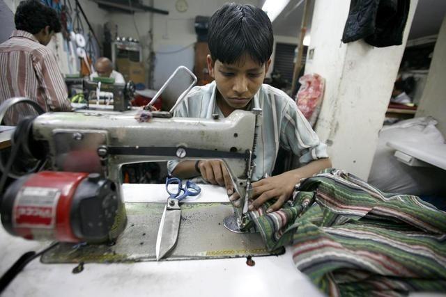 Dìa mundial contra el trabajo infantil