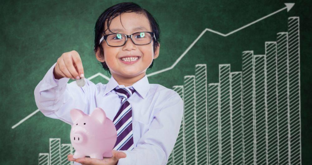 Desarrollar la cultura del ahorro en niños y adolescentes