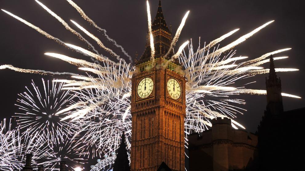 Relojes del mundo anunciaran el año 2019